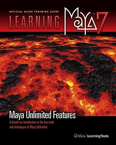 9781897177020: Learning Maya 7: Maya Unlimited Features