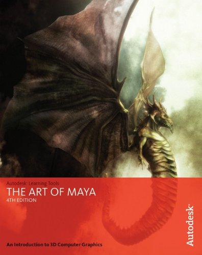 9781897177471: The Art of Maya: An Introduction to 3D Computer Graphics
