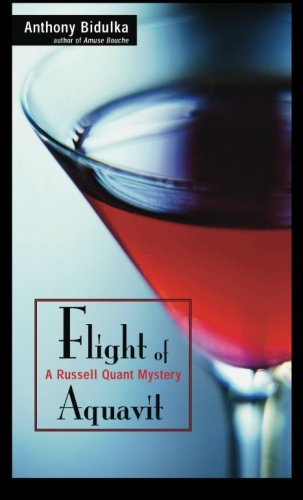 9781897178096: Flight of Aquavit: A Russell Quant Mystery (Russell Quant Mysteries)