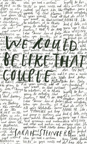 9781897178584: We Could Be Like That Couple...: Stories
