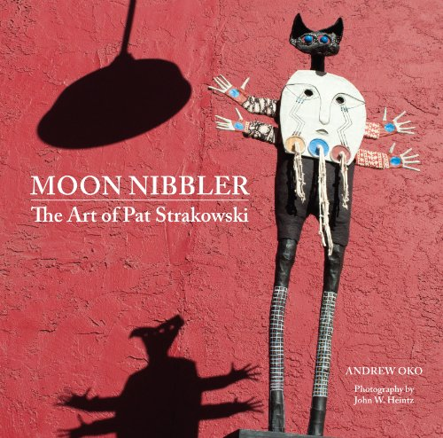 Moon Nibbler the Art of Pat Strakowski