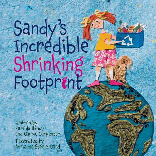 Sandy's Incredible Shrinking Footprint (1897187696) by Femida Handy; Carol Carpenter