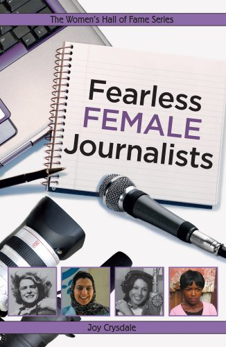 9781897187715: Fearless Female Journalists (Women's Hall of Fame Series)