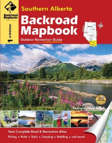 9781897225295: Backroad Mapbooks: Southwestern Alberta