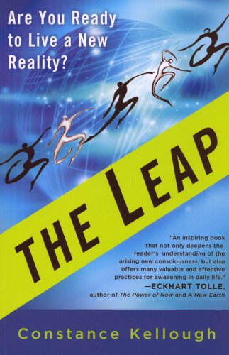 9781897238271: The Leap: Are You Ready to Live a New Reality?