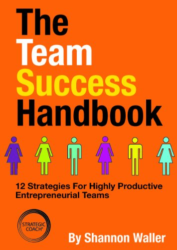 The Team Success Handbook: Shannon Waller