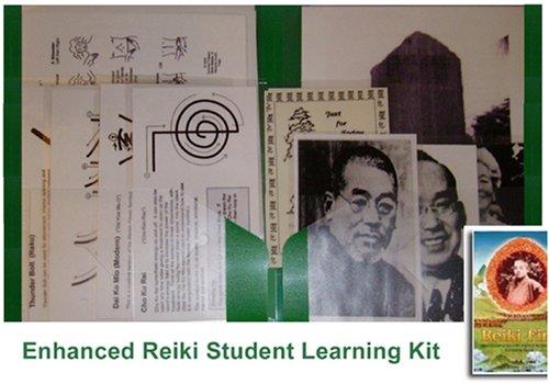 9781897266212: Reiki Student Kit - Enhanced (Reiki Learning Series)