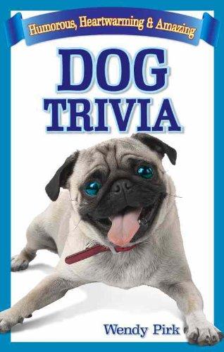 9781897278369: Dog Trivia