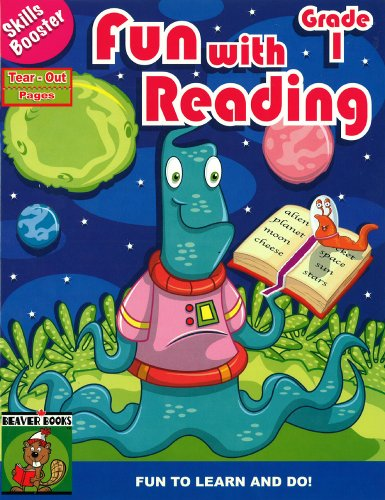 FUN WITH READING GRADE 1 TEAR OUT: BEAVER BOOKS