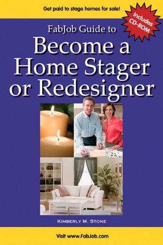 9781897286067: Fabjob Guide to Become a Home Stager