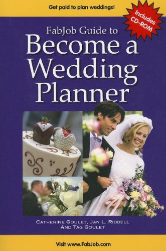 9781897286968: FabJob Guide to Become a Wedding Planner