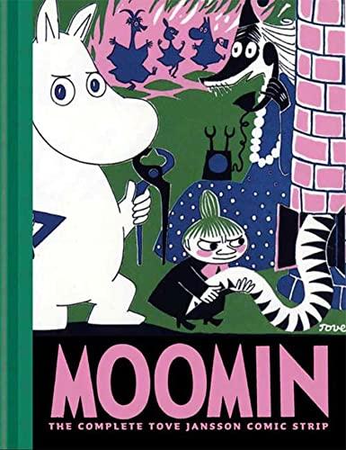 9781897299197: Moomin: The Complete Tove Jansson Comic Strip Book: Bk. 2