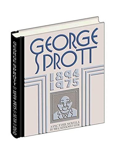 9781897299517: George Sprott: (1894-1975)
