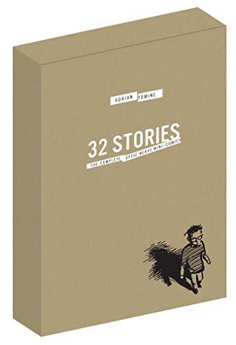 9781897299760: 32 Stories: The Complete Optic Nerve Mini-Comics