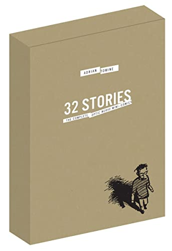 9781897299760: 32 Stories: The Complete Optic Nerve Mini-Comics