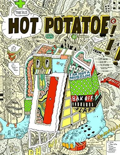 9781897299890: Marc Bell's Hot Potatoe: Fine Ahtwerks: 2001-2008