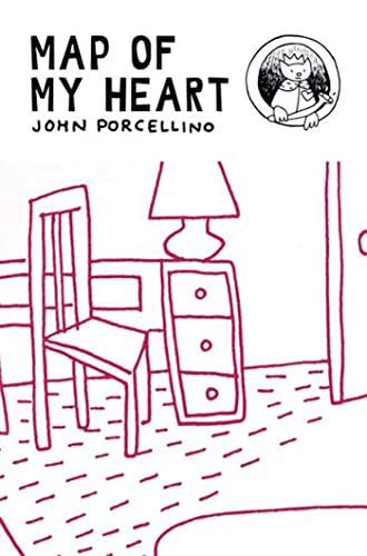 MAP OF MY HEART : THE BEST: PORCELLINO, JOHN