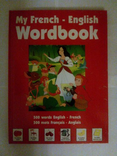 My French-English Wordbook-500 Words Englsh-French