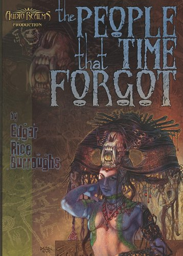 9781897304341: The People that Time Forgot (Caspak Trilogy)