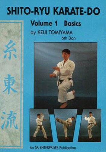 Shito Ryu Karate Do Vol.1 Basics (1897307632) by Keiji Tomiyama