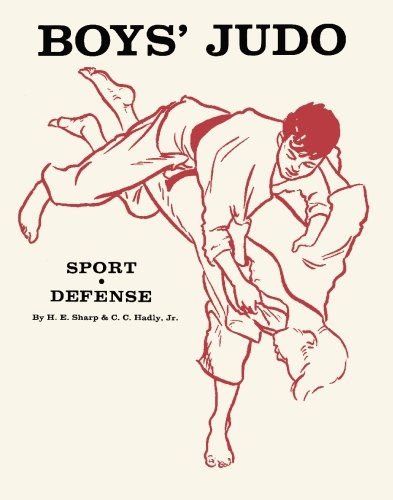 Boy's Judo Sport and Self Defense: Hal Sharp
