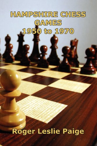 9781897312797: Hampshire Chess Games - 1950 to 1970