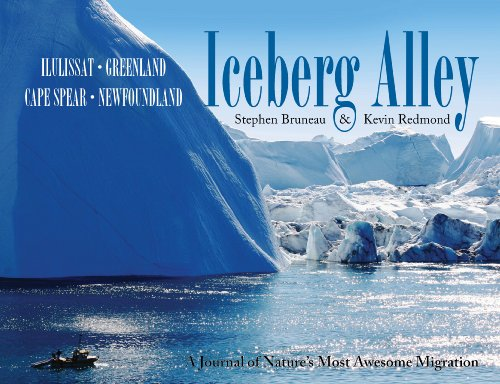 Iceberg Alley: A Journal of Nature's Most Awesome Migration: Stephen Bruneau, Kevin Redmond
