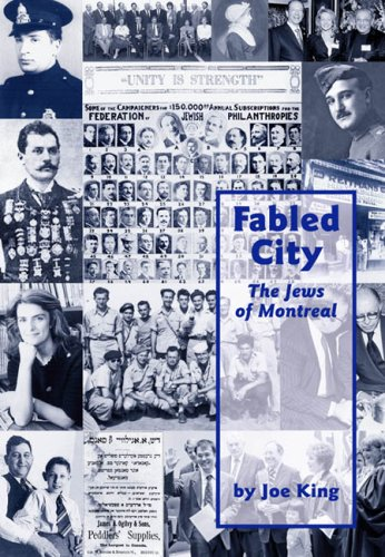9781897336397: Fabled City - The Jews of Montreal