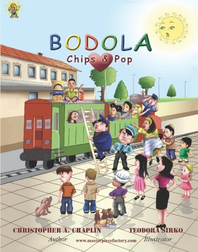 9781897347010: Bodola Loves Chips & Pop: Understanding the mind of parents and children who exist with Autism, ADHD, Downs Syndrome and other (Obsessive Compulsive) Neurological disorders