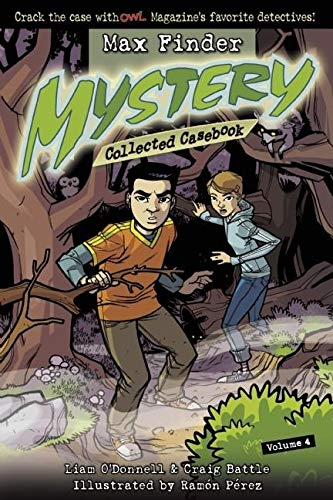 9781897349809: Max Finder Mystery Collected Casebook Volume 4