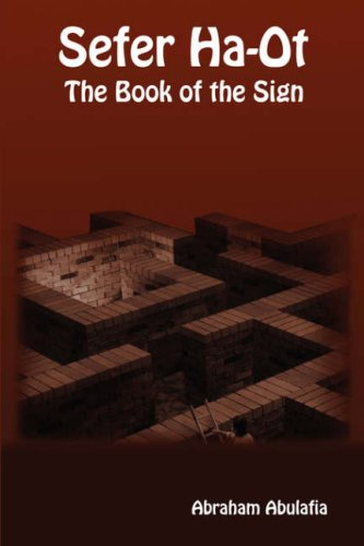 9781897352052: Sefer Ha-Ot - The Book of the Sign