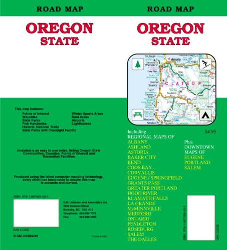 9781897359433: Oregon;