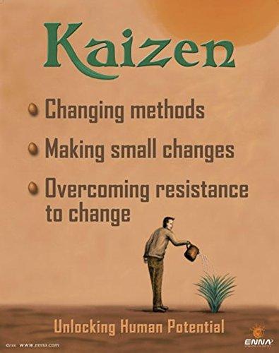 9781897363232: Kaizen Poster