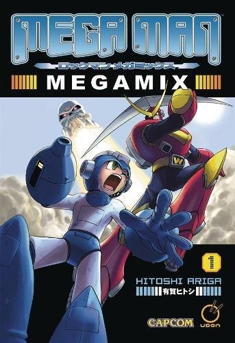 9781897376164: Mega Man Megamix, Vol. 1