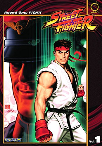 9781897376188: Street Fighter, Vol. 1: Round One - FIGHT!