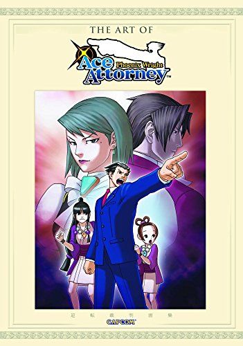 9781897376195: The Art of Phoenix Wright: Ace Attorney