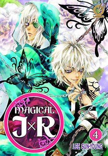 Magical JXR Volume 4 (v. 4): Sun-Young, Lee