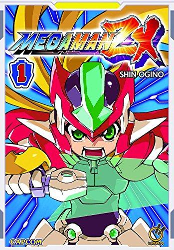 Mega Man ZX Volume 1: Ogino, Shin