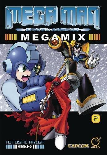 9781897376690: Mega Man Megamix, Vol. 2