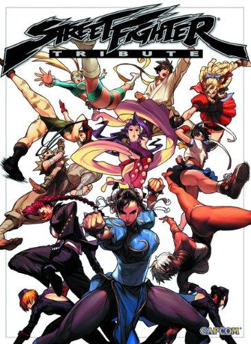 9781897376980: Street Fighter Tribute