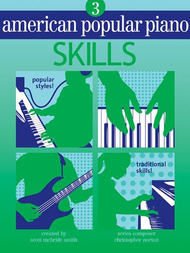 9781897379257: AMERICAN POPULAR PIANO SKILLS LEVEL 3