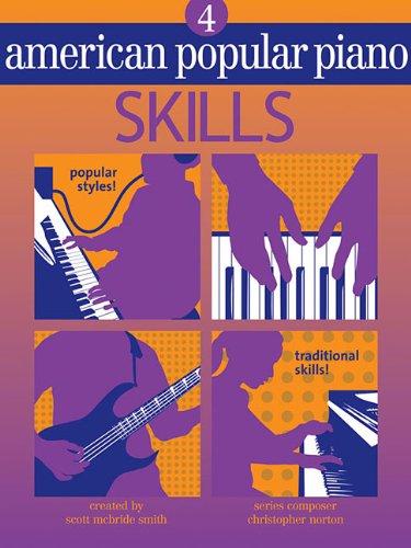 9781897379264: American Popular Piano: Level Four - Skills