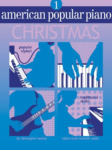 American Popular Piano Christmas - Level 1: Christopher Norton