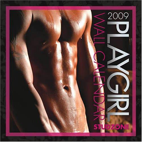 9781897389669: Playgirl Stud Zone 2009 Calendar