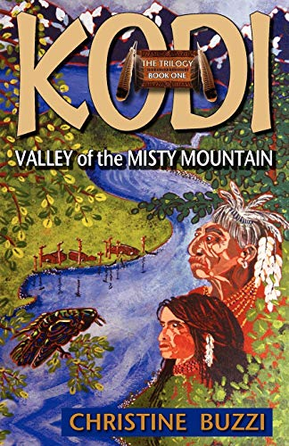 Valley of the Misty Mountains: Book One: Christine Buzzi