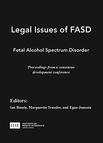 9781897443361: Legal Issues of FASD - Fetal Alcohol Spectrum Disorder