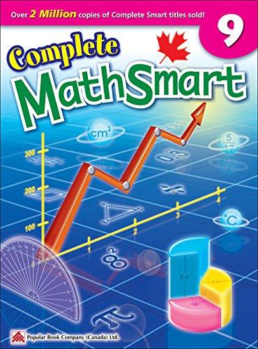 9781897457009: Complete MathSmart Gr. 9