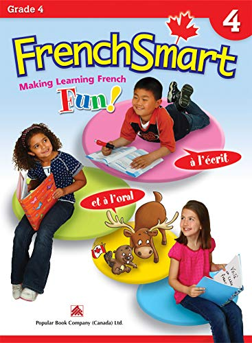 9781897457498: FrenchSmart Gr.4