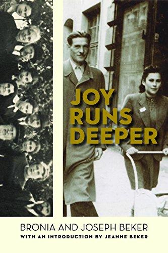 9781897470459: Joy Runs Deeper (The Azrieli Series of Holocaust Survivor Memoirs, Sixth Series)