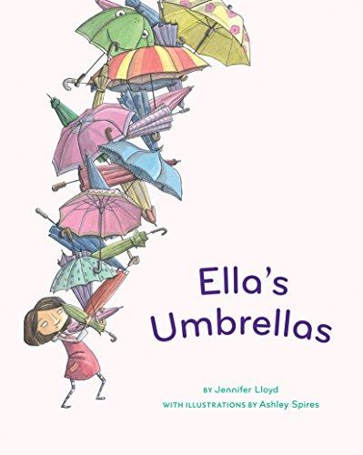 9781897476239: Ella's Umbrellas
